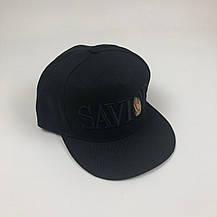 Снэпбек Snapback Кепка Бейсболка Снепбек Cayler Sons Savior Чорний, фото 2
