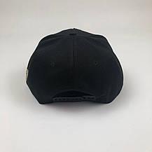 Снэпбек Snapback Кепка Бейсболка Снепбек Cayler Sons Savior Чорний, фото 3