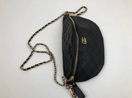 Женская Сумка через плечо Gucci Черная, фото 2