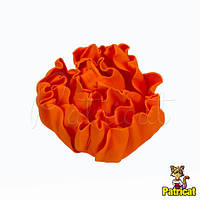 Цветы Пионы Оранжевые из фоамирана (латекса) 9 см 1 шт