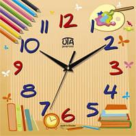 Часы настенные ЮТА Panorama детская коллекция CH-010