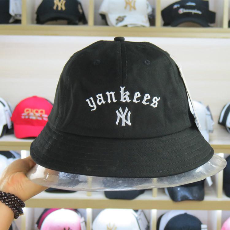 Панама Bucket Hat New York Yankees NY MLB Черная
