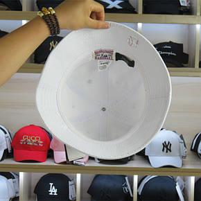 Панама Bucket Hat New York Yankees NY MLB Белая, фото 2