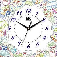 Часы настенные ЮТА Panorama детская коллекция CH-011