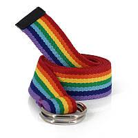 Ремень Пояс City-A Belt 120 см Rainbow Радуга Радужный