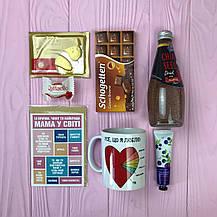 Подарочный Набор City-A Box Бокс для Женщины Мамы из 7 ед №2474, фото 3