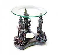 """Аромалампа """"Тайский Будда"""", со стеклянной чашей"""
