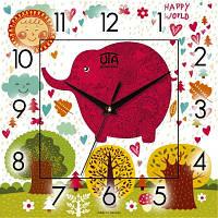 Часы настенные ЮТА Panorama детская коллекция CH-001