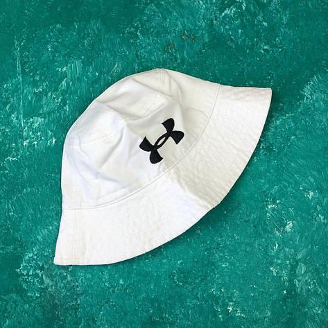 Панама Bucket Hat Under Armour Біла, фото 2