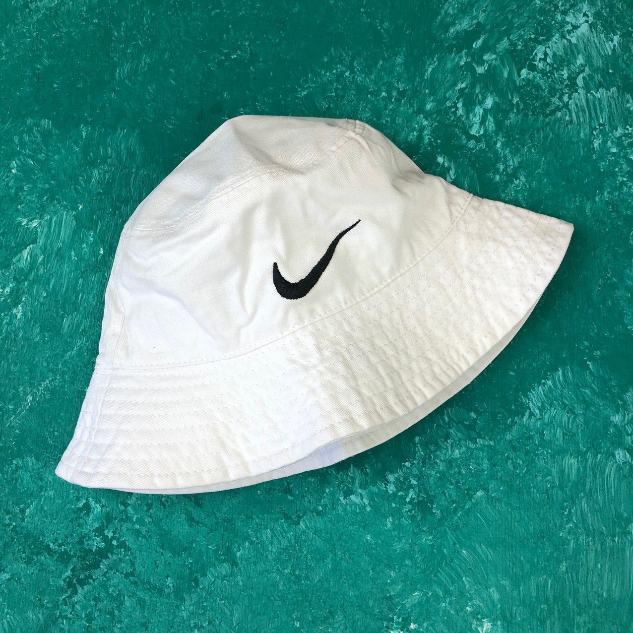 Панама Bucket Hat Nike Белая