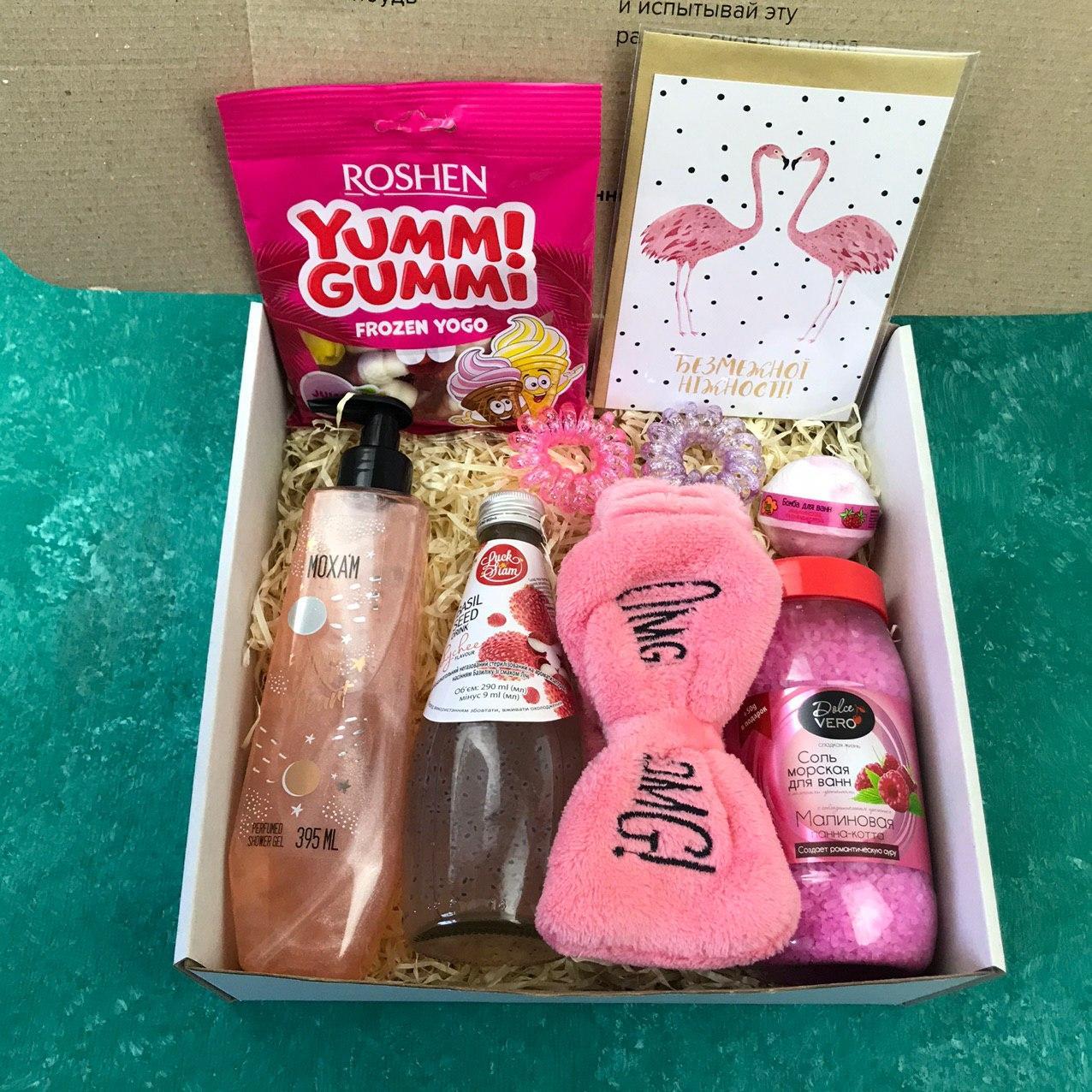 Подарочный Набор City-A Box Бокс для Женщины Бьюти Beauty Box из 9 ед №2879