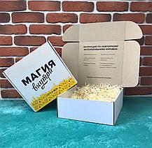Подарочный Набор City-A Box Бокс для Женщины Мужчины Сладкий Sweet Box из 9 ед №2886, фото 3
