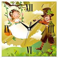 Часы настенные ЮТА Panorama детская коллекция CH-002