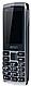 Кнопковий телефон дешевий з камерою мп3 і зручними кнопками на 2 сім карти AELion A600 Metal/Black, фото 3