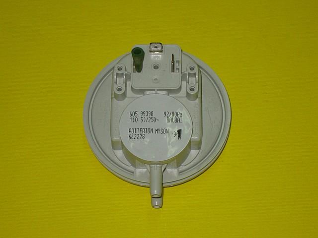 Датчик разряжения воздуха (прессостат) Potterton Suprima 80