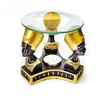 """Аромалампа """"Нефертити"""", со стеклянной чашей"""