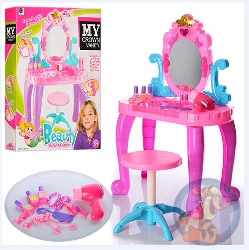 Трюмо детское (661-39). Детский Туалетный столик