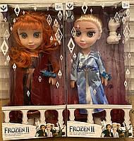 Кукла Эльза Анна Холодное Сердце 2 Frozen Elsa Anna Fashion ll