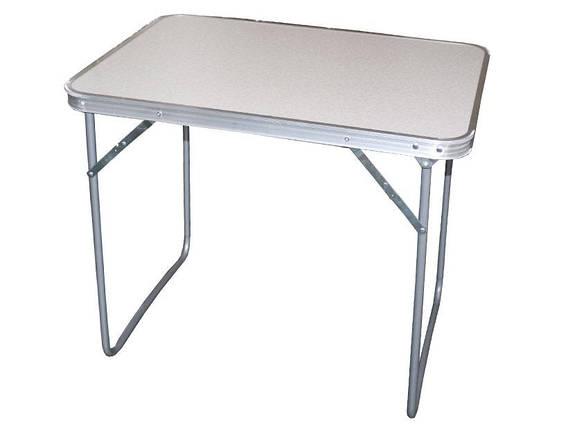 Стол складной Zauberg 9001 70х50х60 см, фото 2