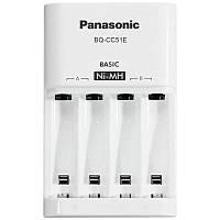 Зарядное устройство Panasonic Basic Charger New, BQ-CC51E