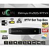 Мультимедийная смарт приставка uClan Denys H.265 Iptv plus SKL31-265772, фото 2