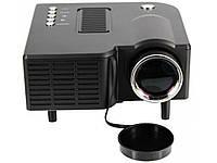 Опт. Портативный проектор UC28+ Черный