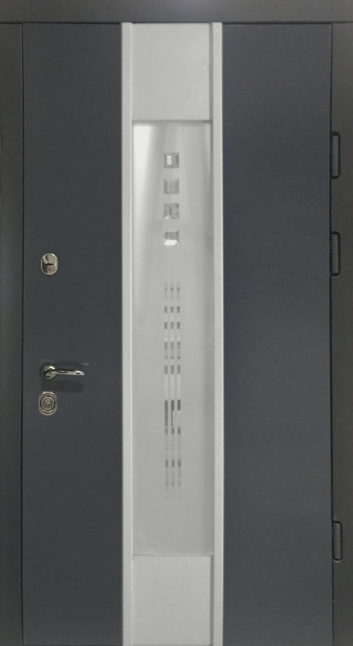 Двері вхідні Thermo steel Хай Тек 20-06