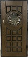 """Двері вхідні полімерні """"Classic"""" склопакет 20-63"""