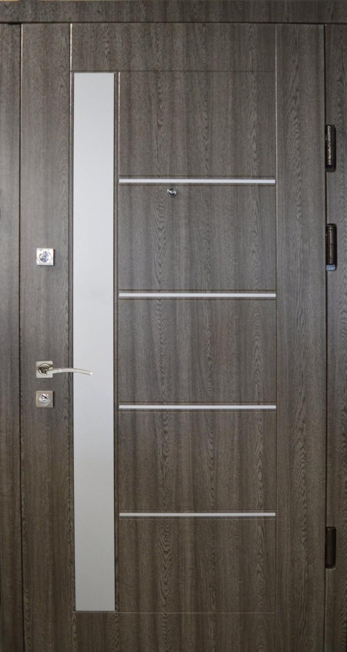 """Двері вхідні """"Prestige"""" Лакобель 20-35"""