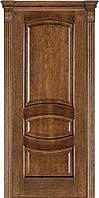 Двері міжкімнатні Terminus Модель 50 Дуб браун, глуха, 70см