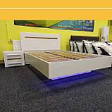 Кровать Бьянка с неоновой подсветкой, фото 2