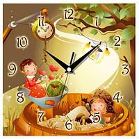 Часы настенные ЮТА Panorama детская коллекция CH-005