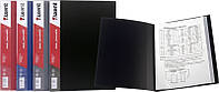 Дисплей-книга 10 файлов, серая Axent