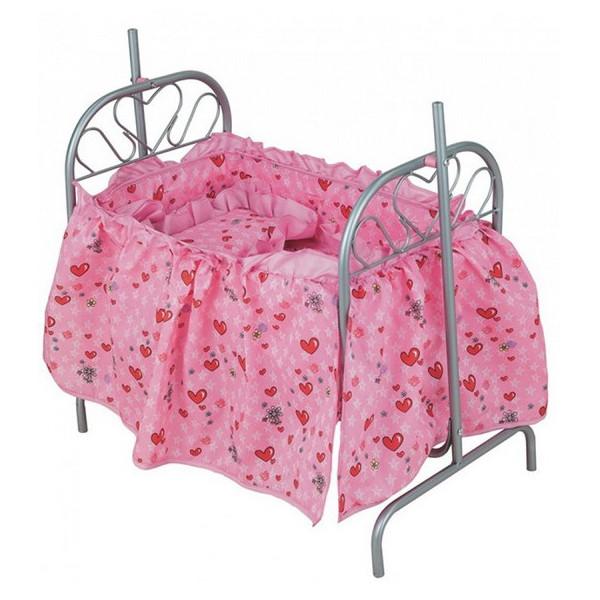 Кроватка для кукол МELOGO 9375