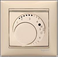 Механизм термостата для тёплых полов Valena 774191 слоновая кость