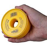 Фторопластовая (ФУМ) лента 0.2мм×19мм×15м SIGMA (8402941), фото 3