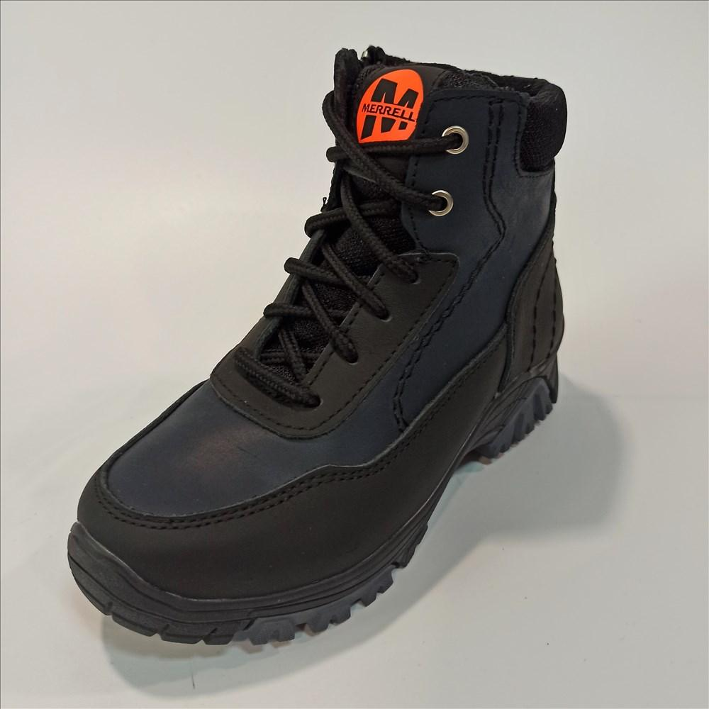Ботинки зимние на мальчика, размер 32 34 36