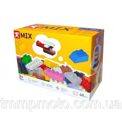 Конструктор-кубики Nobi Mix, 60 деталей, фото 2