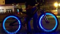 """Подсветка колес - """"синий светлячок"""""""