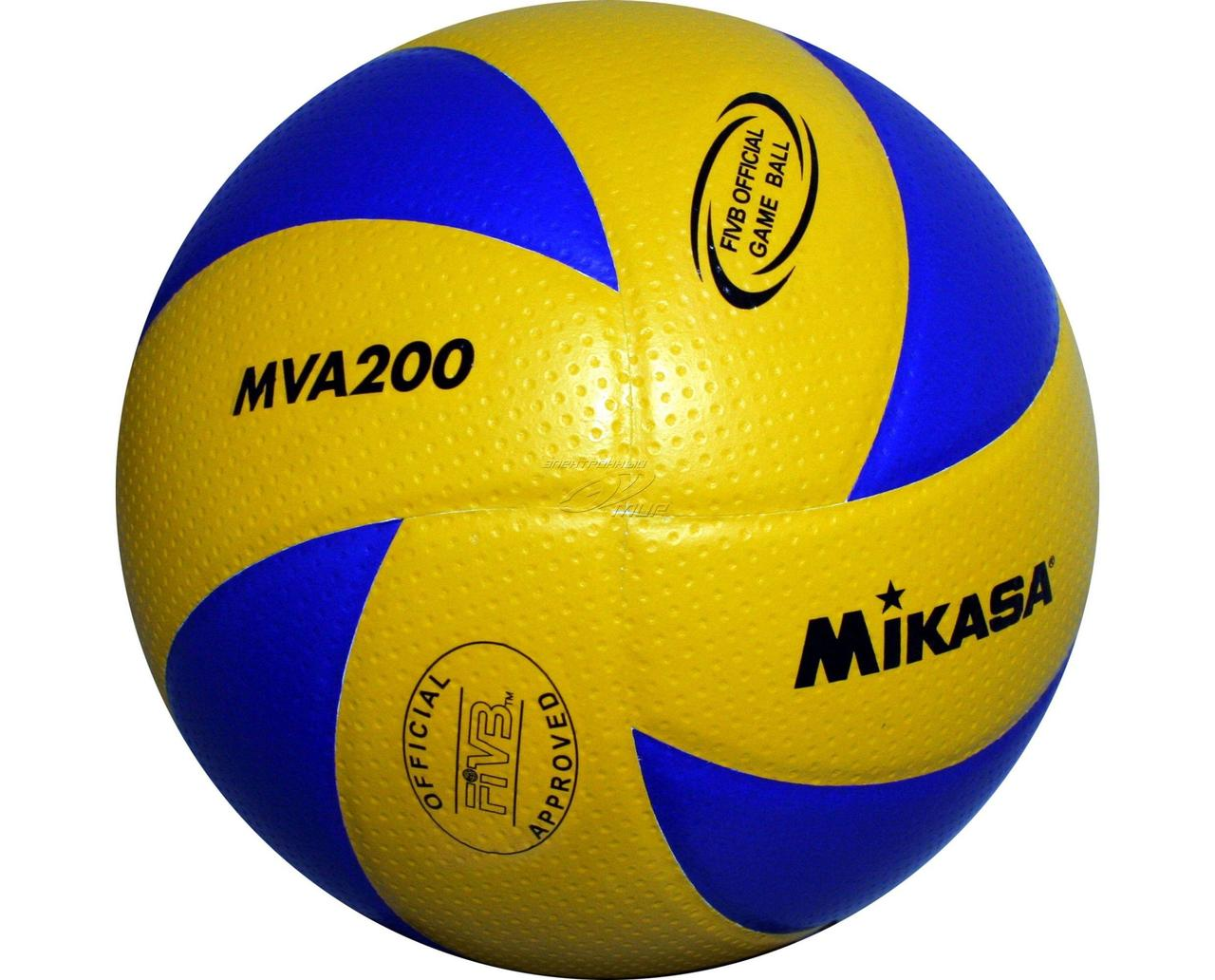 Мяч волейбольный Mikasa Official Game Ball, FIVB Approved