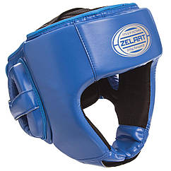 Шлем боксерский открытый Zelart Classic Boxing Blue