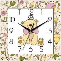 Часы настенные ЮТА Panorama детская коллекция CH-009