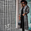 Женское пальто, стильное, повседневное. Размер 46-48; 50-52. Ткань : Турецкий Кашемир., фото 2