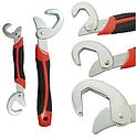Универсальный разводной гаечный ключ Snap N Grip Original 2 шт в комплекте TOP, фото 5