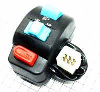 Блок кнопок на руле левый (без рычага) на WIND