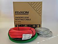 Электрический теплый пол Ryxon двужильный кабель на 8-10 м2 1600W d 3.6mm, фото 1