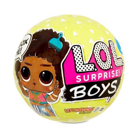 ЛОЛ Сюрприз! Хлопчики L. O. L. Surprise! Boys Series 3