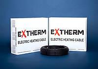 Електрична тепла підлога в стяжку на 2.5 м2 EXTHERM ETС ECO нагрівальний кабель 500W, фото 1