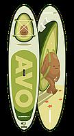 "Сапборд Gladiator ART 10'8"" x 34"" AVO 2021 - надувна дошка для САП серфінгу, sup board, фото 2"