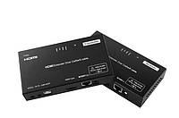 HDMI передатчик до 70 м, 4К, RS232